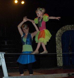 Circus Camp, Selde, 2009